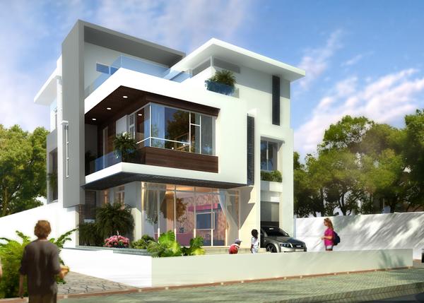 tư vấn thiết kế nhà phố đơn giản, hiện đại