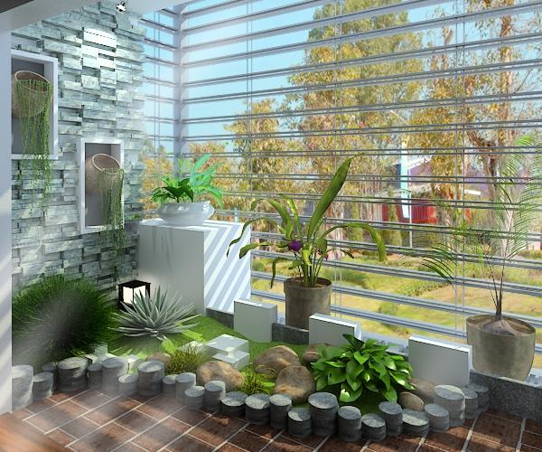 Wedo thiết kế sân vườn đẹp đa phong cách