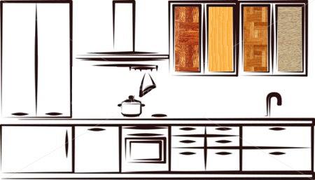 Tính giá tủ bếp online