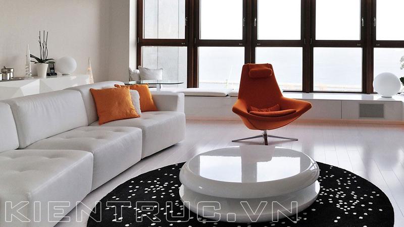 Sự phá cách trong thiết kế thể hiện nguồn cảm hứng vô tận của người kiến trúc sư