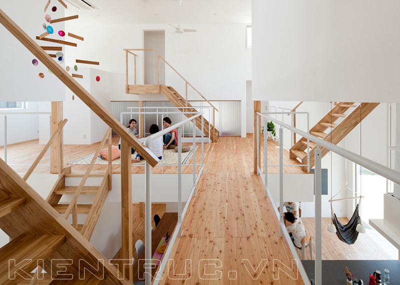 Đây là dự án tương đối mới lạ trong ngành công nghiệp kiến trúc