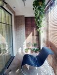 Wedo thiết kế ban công đẹp cho chung cư