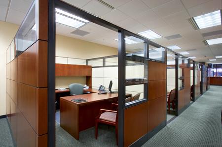Phòng làm việc cho những công việc đòi hỏi tính độc lập cao.