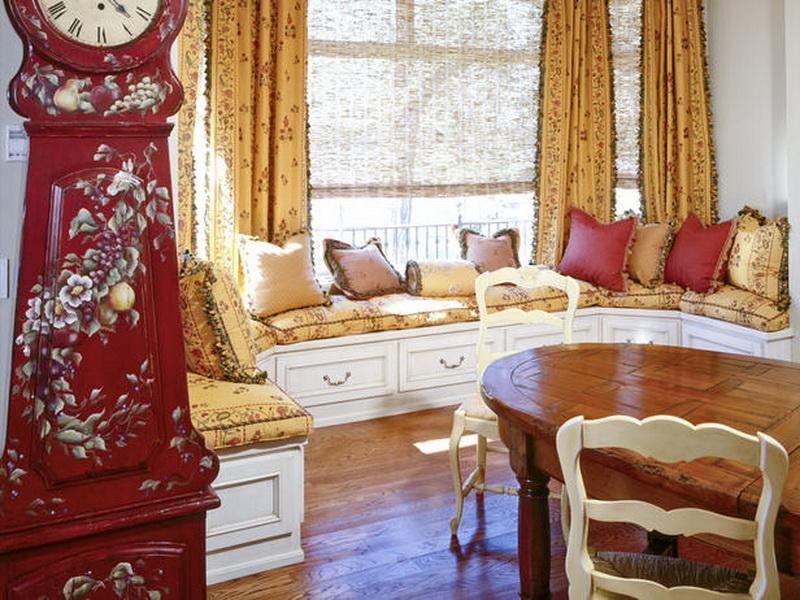Phòng khách phong cách Pháp sang trọng và hiện đại