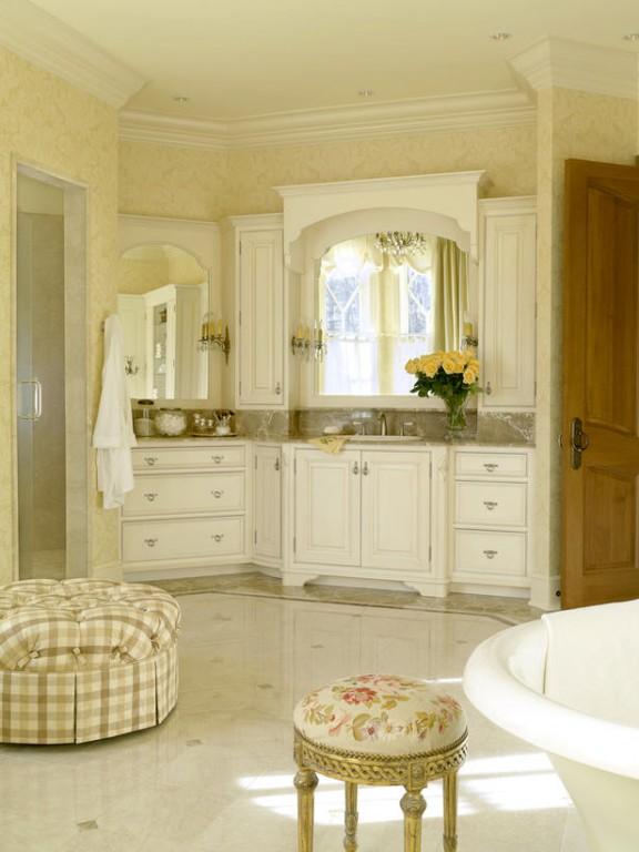 Nội thất nhà bếp phong cách Pháp đẹp
