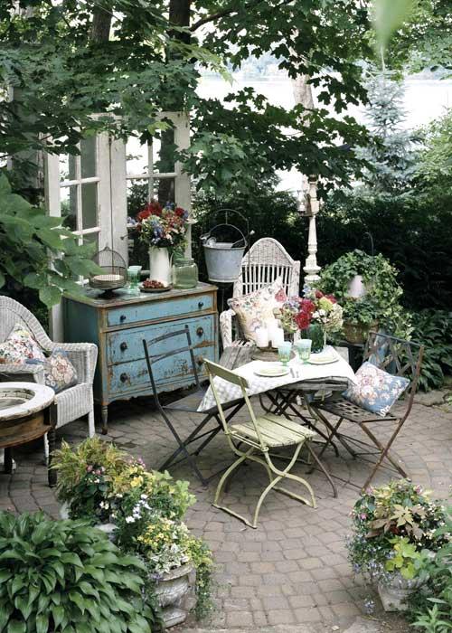 Thiết kế khu vườn nhỏ cho mùa đông ấm áp