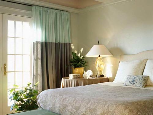 Cây xanh và nước xuất hiện trong phòng ngủ gây ra nhiều sự hao tổn về thể lực, trí lực cho chủ nhân của căn phòng