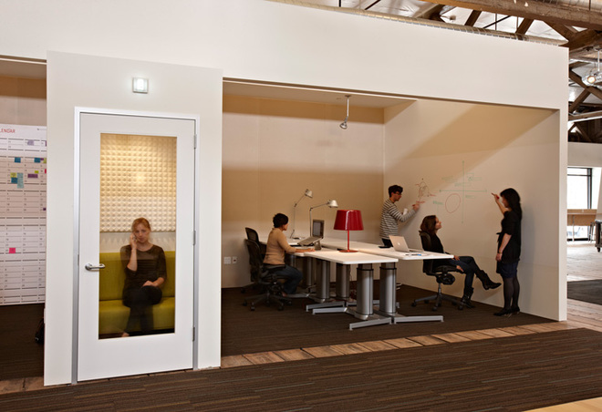 Gian phòng động não cho design
