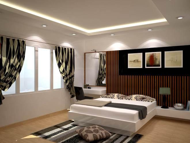 Phòng ngủ cho khách tầng 3