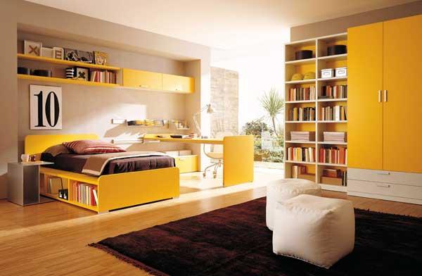 Phòng ngủ hợp cung