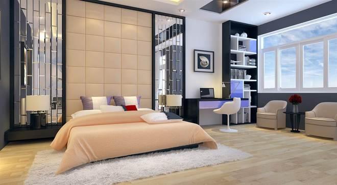 Phòng ngủ tầng 3