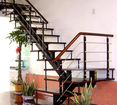 Phong thủy cầu thang 4