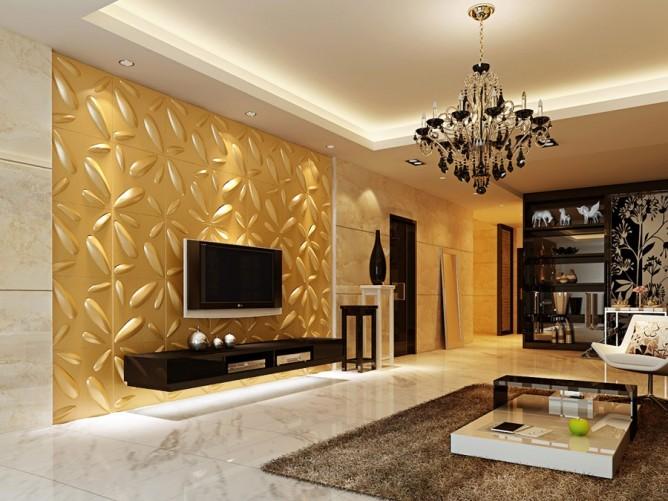 Wedo tư vấn lựa chọn giấy dán tường 3D cho nhà đẹp