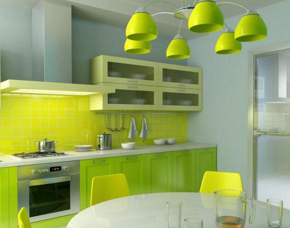 Wedo thiết kế nội thất nhà bếp đẹp đón hè