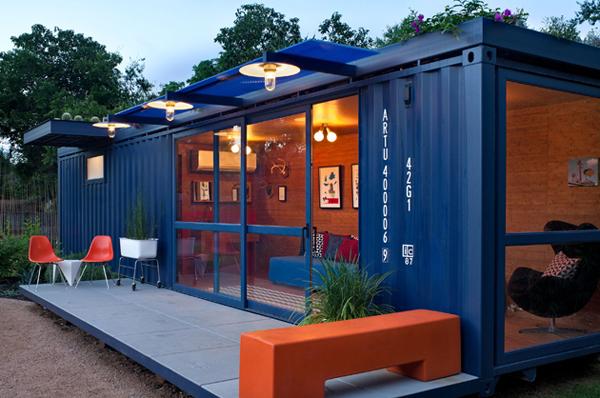 Ngôi nhà container