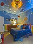 Phòng ngủ đẹp và cá tính cho trẻ