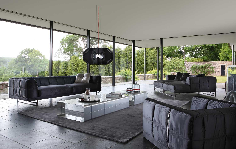 Khung cửa kính lớn cho nhà hiện đại