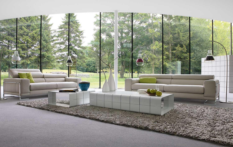 Mẫu sofa hiện đại