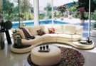 Mẫu sofa đẹp cho phòng khách hiện đại