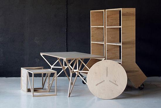 Đồ nội thất sáng tạo và độc đáo