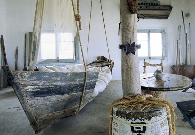 Mẫu giường ngủ độc đáo và đẹp