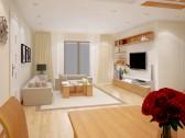 Nội thất phòng khách đơn giản và hiện đại