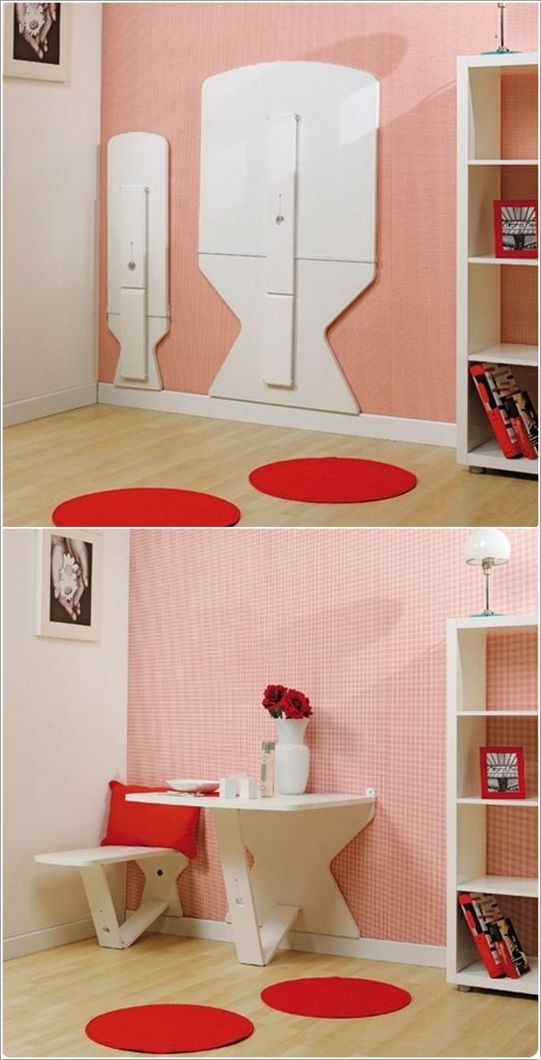 Ý tưởng cho không gian nội thất nhỏ