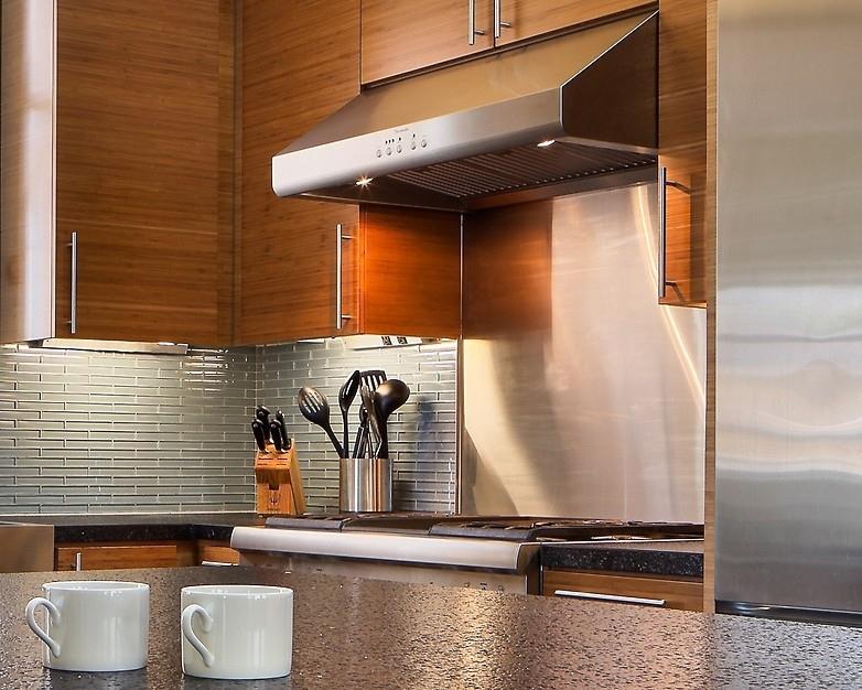 Mẫu nhà bếp hiện đại, sang trọng nhất hiện nay