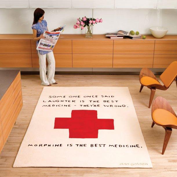 Mẫu thảm đẹp cho sàn nhà ấm áp 20