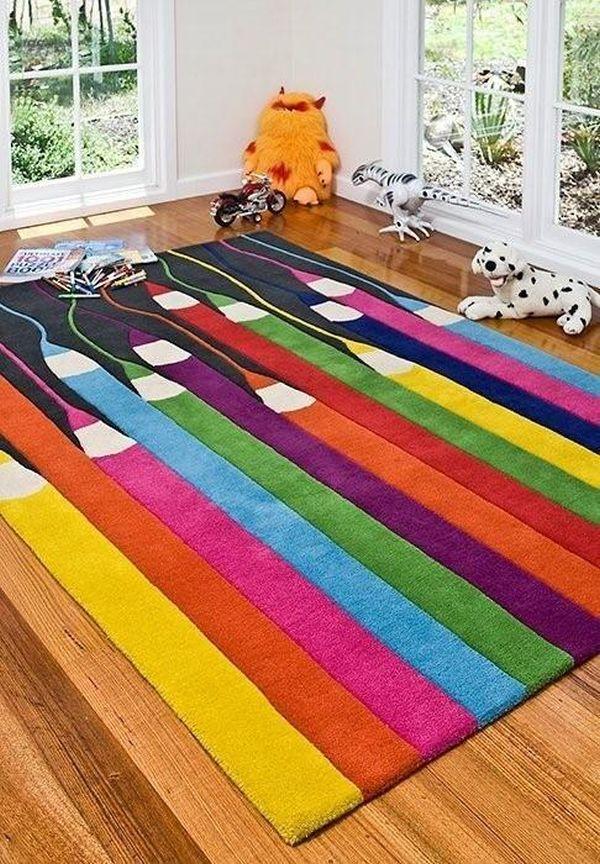 Mẫu thảm đẹp cho sàn nhà ấm áp 13