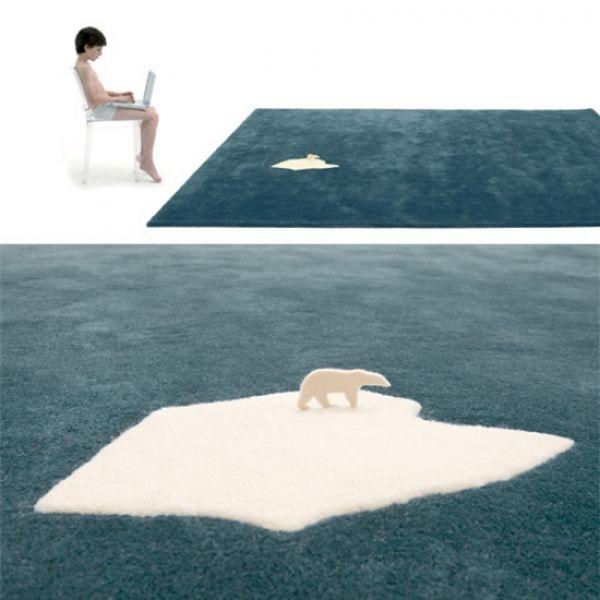 Mẫu thảm đẹp cho sàn nhà ấm áp 17