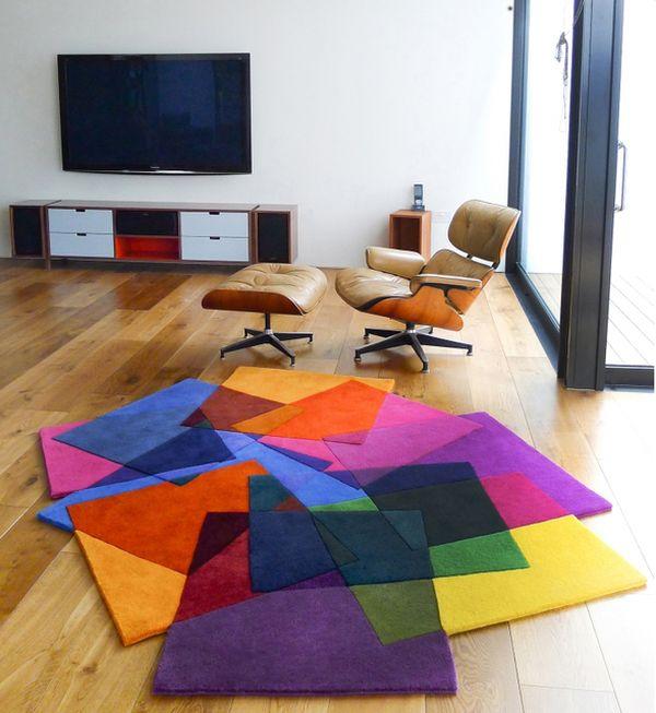 Mẫu thảm đẹp cho sàn nhà 1