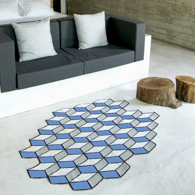 Mẫu thảm đẹp cho sàn nhà ấm áp 8