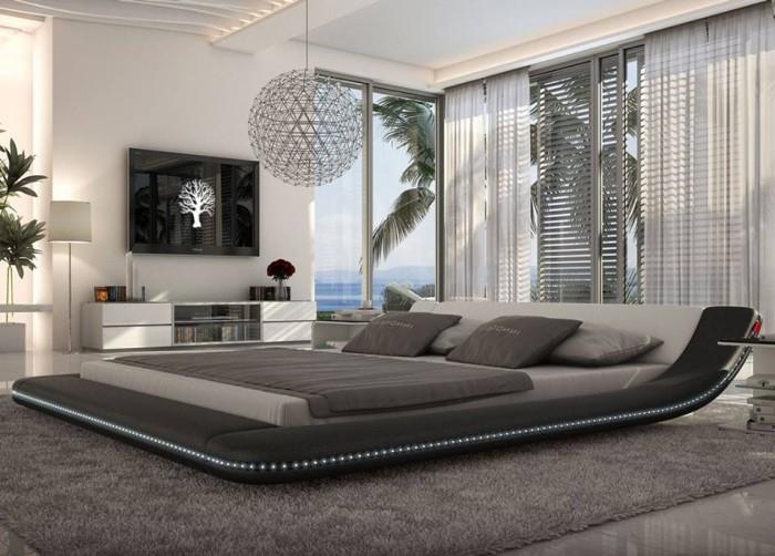 Wedo thiết kế giường ngủ sang trọng và độc đáo