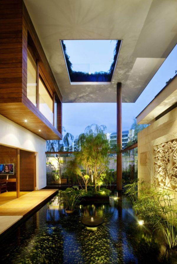 Wedo thiết kế nhà đẹp với cây xanh