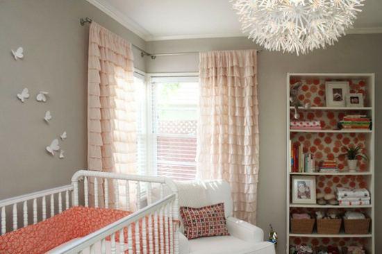 Thiết kế phòng ngủ xinh xắn, dễ thương cho bé