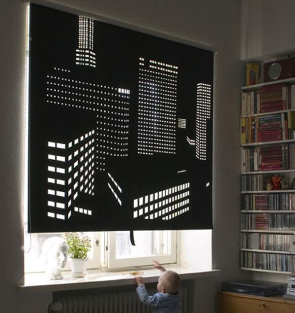 Wedo thiết kế rèm cửa thông minh và độc đáo