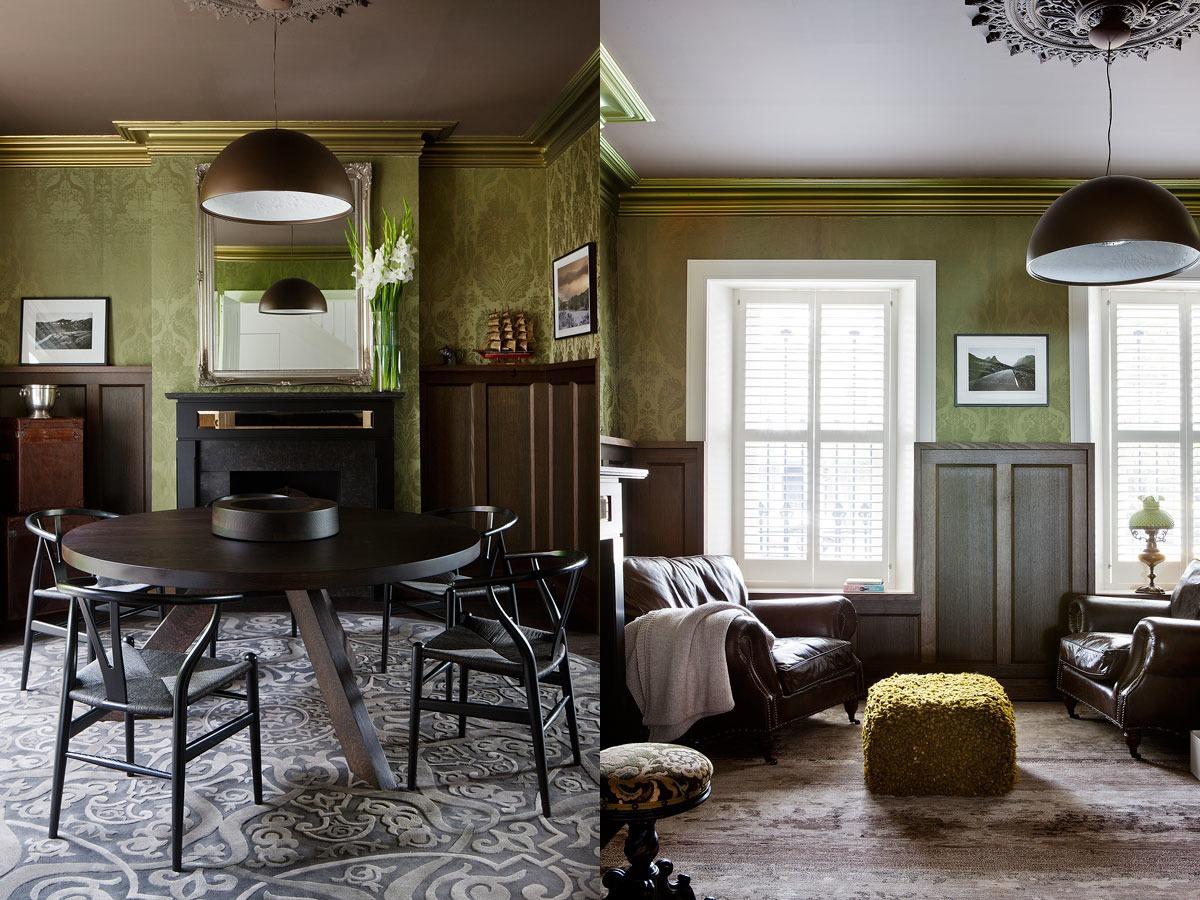 Wedo thiết kế nội thất, bàn ghế đẹp