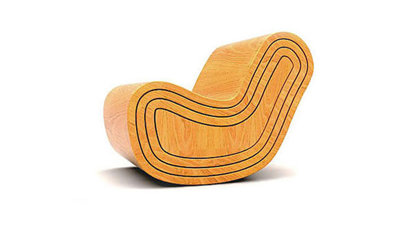 Wedo thiết kế ghế cho nhà diện tích nhỏ