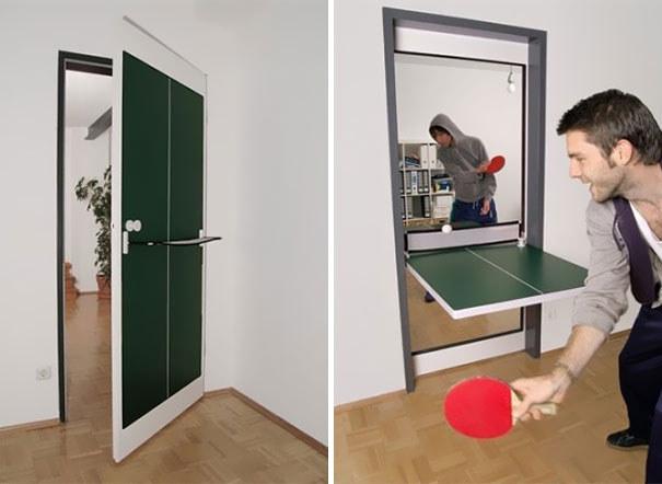 Wedo thiết kế cửa ra vào cho nhà nhỏ