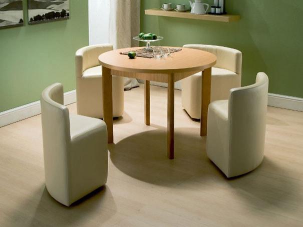 Wedo thiết kế bàn ghế cho nhà diện tích nhỏ