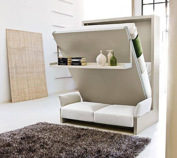 Wedo thiết kế giường và sofa cho nhà nhỏ