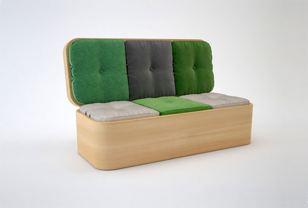 Wedo thiết kế bàn ghế cho nhà nhỏ