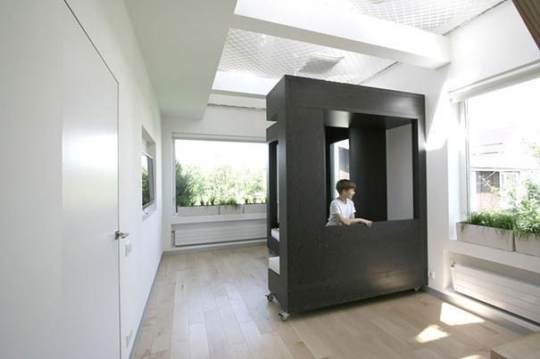 Wedo thiết kế khu vực giải trí cho nhà nhỏ