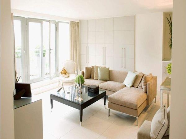 Wedo thiết kế phòng khách giá rẻ và đẹp