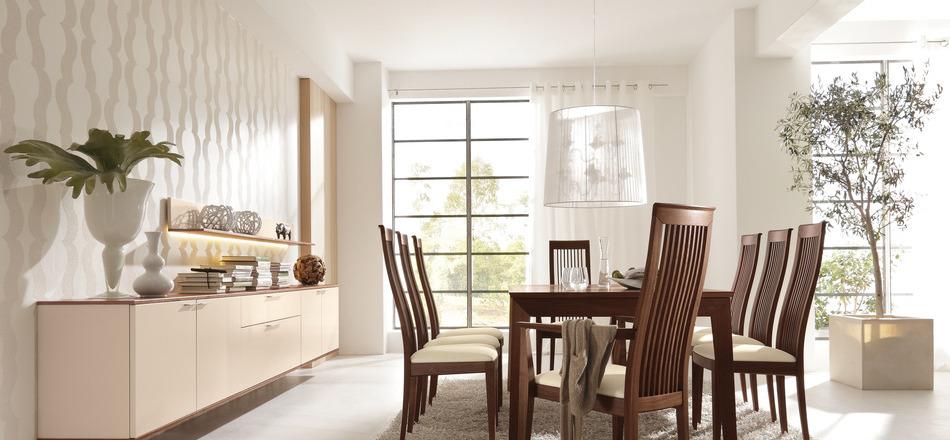 Wedo thiết kế nội thất phòng ăn với gỗ tự nhiên đẹp