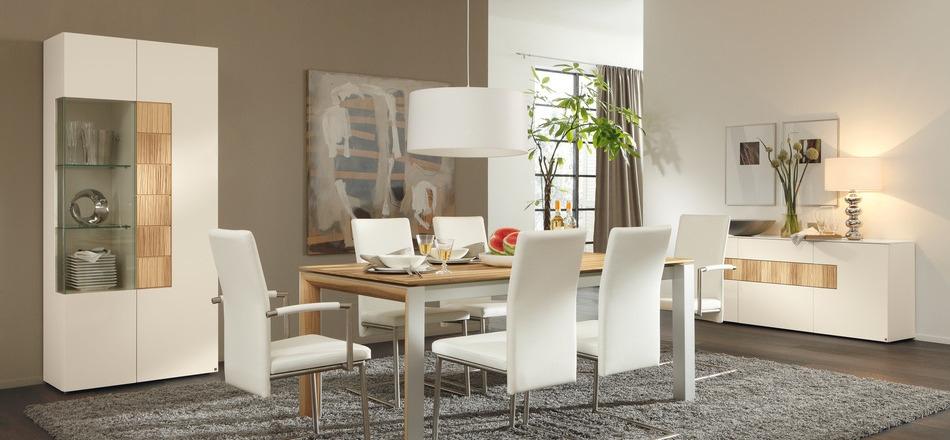 Wedo thiết kế nội thất phòng ăn giản dị và tinh tế