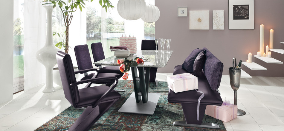 Wedo thiết kế nội thất phòng ăn đẹp với sofa