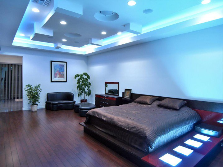 Wedo thiết kế trần đẹp cho phòng ngủ sang trọng