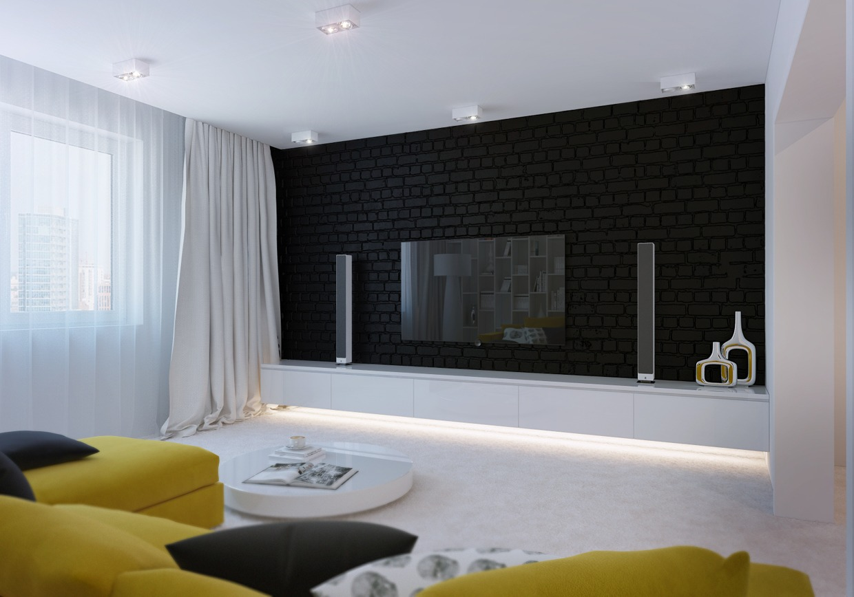 Wedo thiết kế nội thất phòng khách đẹp vo